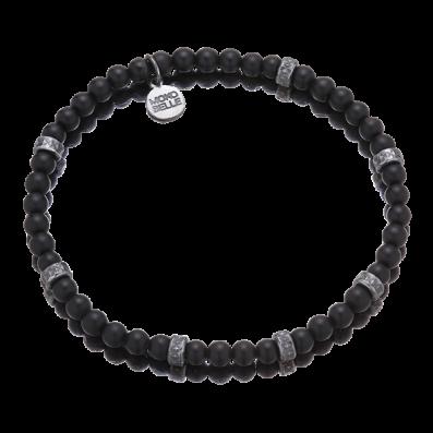 Onyx stones bracelet