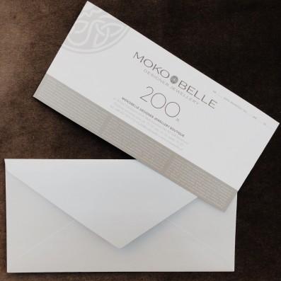 Gift card 200 PLN