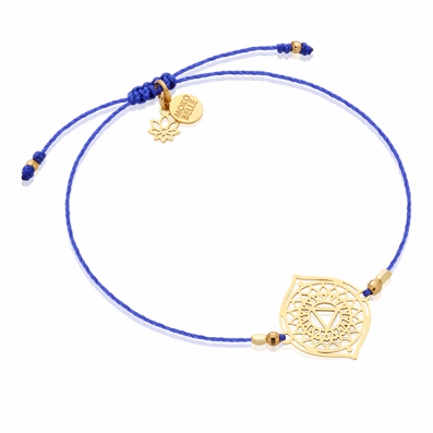 Bracelet with third eye chakra