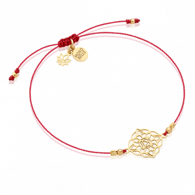 Bracelet with root chakra