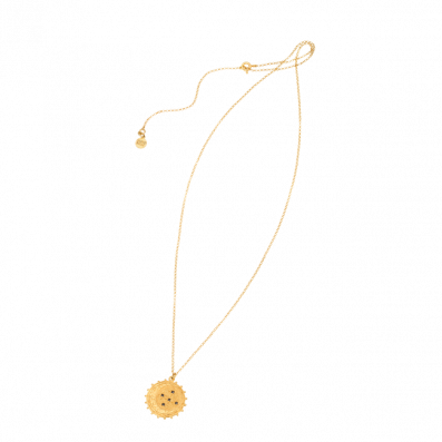 Necklace with Andromeda rosette