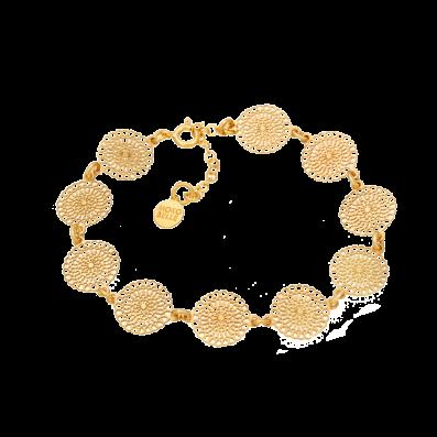 Bransoletka z rozet Bianca