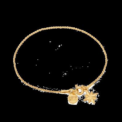 Bracelet with star