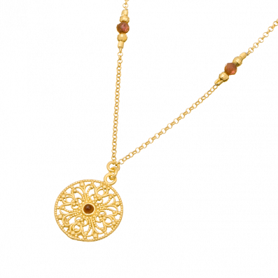 Aurelia necklace