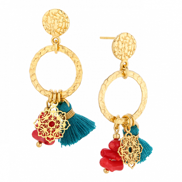 Sorrento earrings